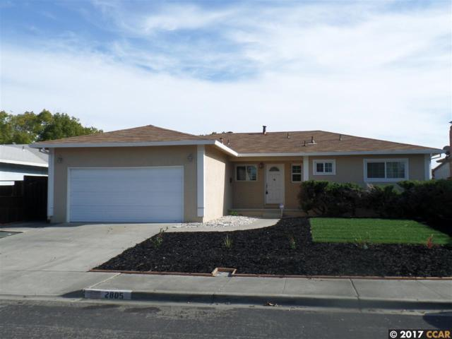 2805 Mariposa Ct, Antioch, CA 94509 (#40804312) :: Team Temby Properties