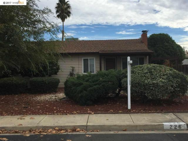 226 Delta Ave, Brentwood, CA 94513 (#40804396) :: Team Temby Properties