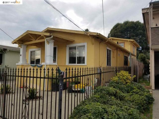 2837 Octavia St, Oakland, CA 94619 (#40804403) :: Team Temby Properties
