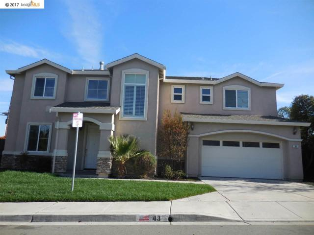 43 Curtis Ct, Bay Point, CA 94565 (#40804718) :: The Lucas Group