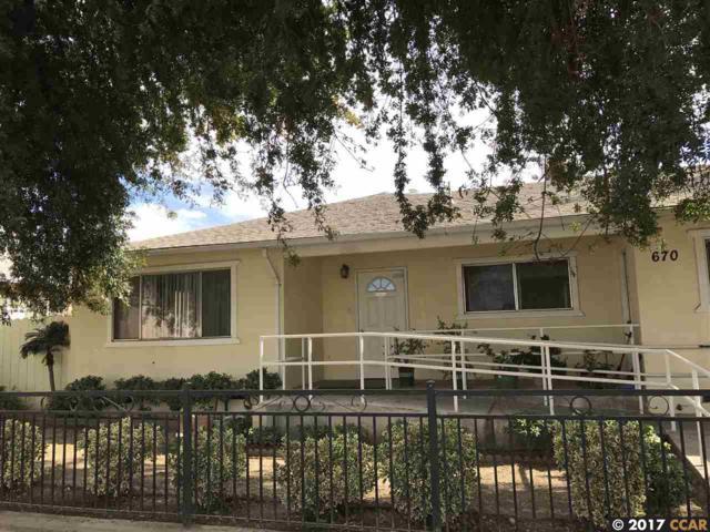 670 SW Paradise Rd, Modesto, CA 94551 (#40805333) :: Armario Venema Homes Real Estate Team