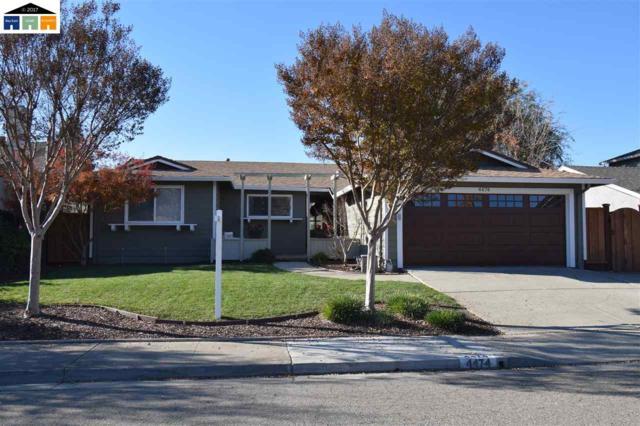 4474 Bacon Ct, Pleasanton, CA 94588 (#40805600) :: Max Devries
