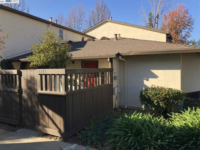 1918 Pomar Way, Walnut Creek, CA 94598 (#40805611) :: Max Devries