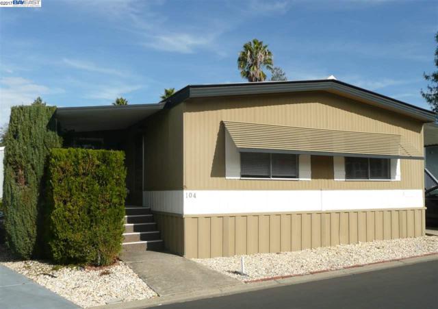 3263 Vineyard Ave., #104 #104, Pleasanton, CA 94566 (#40805641) :: Max Devries
