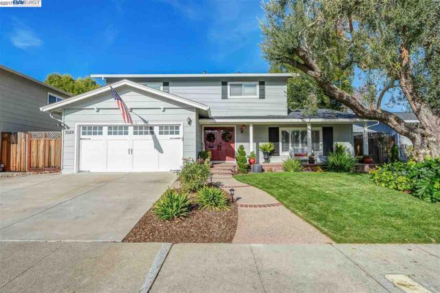 7589 Highland Oaks Drive, Pleasanton, CA 94588 (#40805660) :: Max Devries