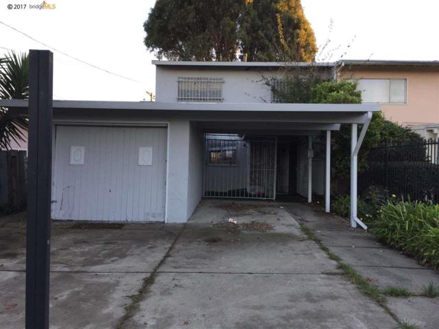 4650 Cutting Cir, Richmond, CA 94804 (#40806099) :: Team Temby Properties