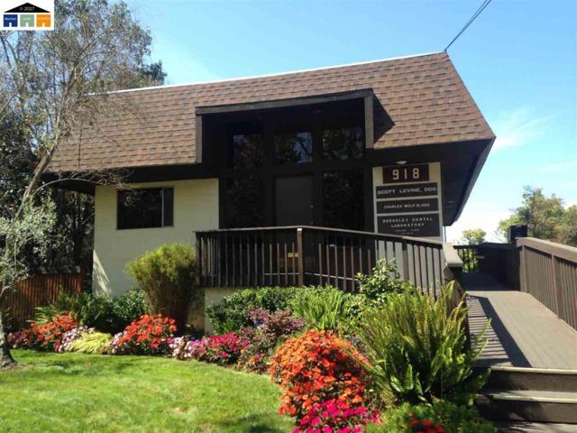 918 The Alameda, Berkeley, CA 94707 (#40806245) :: RE/MAX TRIBUTE