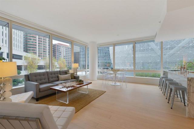 301 Mission St #304, San Francisco, CA 94105 (#40806966) :: Armario Venema Homes Real Estate Team