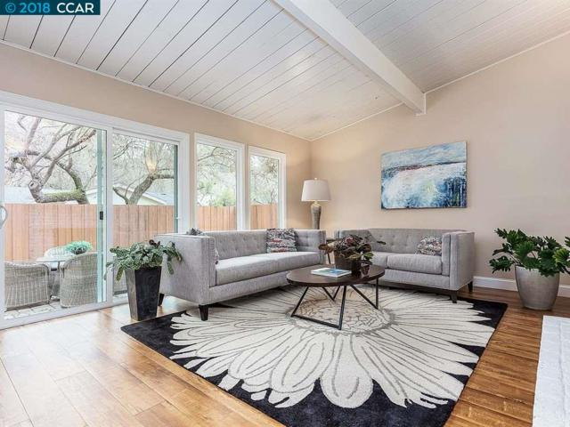 1020 Dyer Dr, Lafayette, CA 94549 (#40807474) :: Realty World Property Network