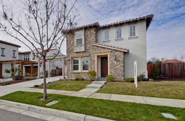 3393 Nutmeg Park St, San Ramon, CA 94582 (#40807584) :: Realty World Property Network