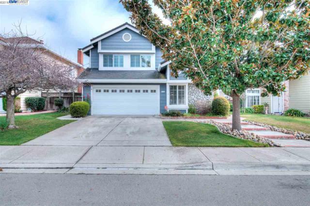 7755 Squirrel Creek Cir, Dublin, CA 94568 (#40807629) :: Realty World Property Network