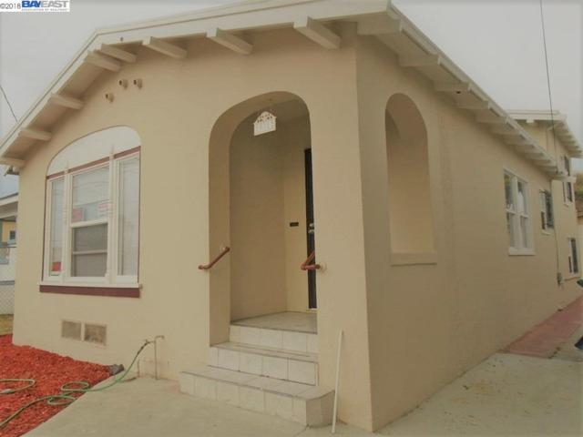 1931 92ND AVE, Oakland, CA 94603 (#40807733) :: Realty World Property Network