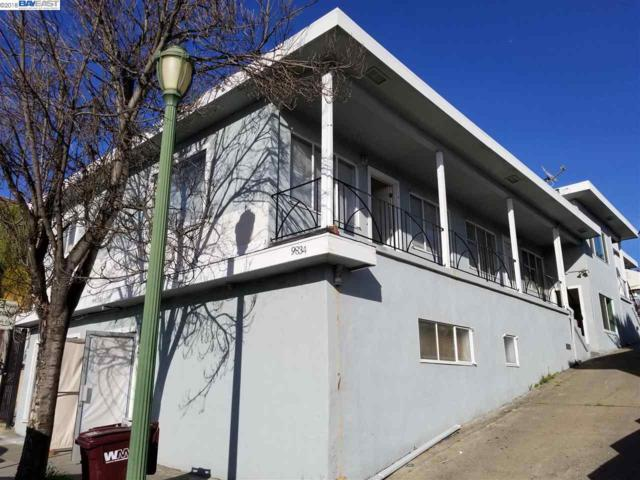 9830 Macarthur Blvd, Oakland, CA 94605 (#40807739) :: Realty World Property Network