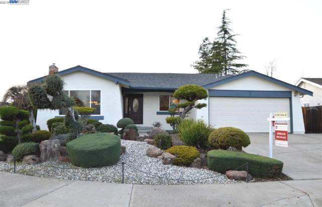 4170 Denker Drive, Pleasanton, CA 94588 (#40807794) :: Armario Venema Homes Real Estate Team