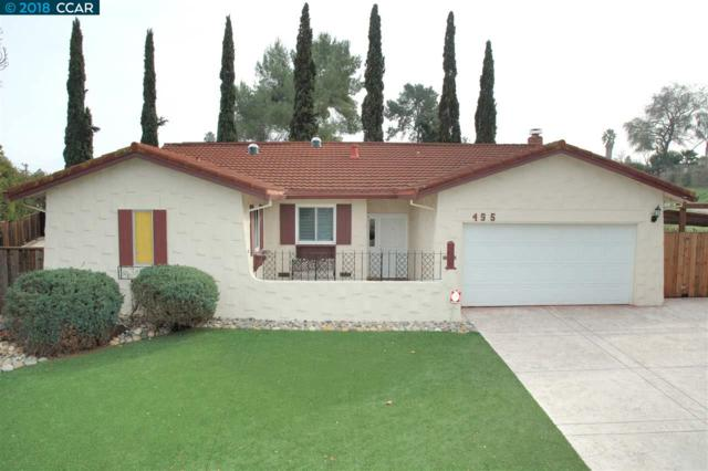 495 Viking Dr, Pleasant Hill, CA 94523 (#40807934) :: Estates by Wendy Team
