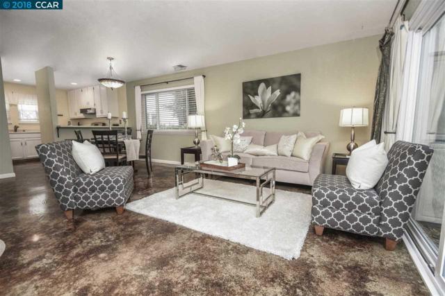 35 Mozden Ln, Pleasant Hill, CA 94523 (#40807940) :: Estates by Wendy Team