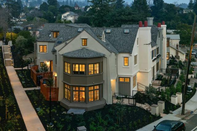 410 Linda Ave., Piedmont, CA 94611 (#40808660) :: RE/MAX TRIBUTE