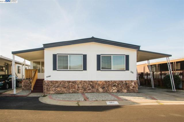 4141 Deep Creek Rd. #201, Fremont, CA 94555 (#40808754) :: Armario Venema Homes Real Estate Team
