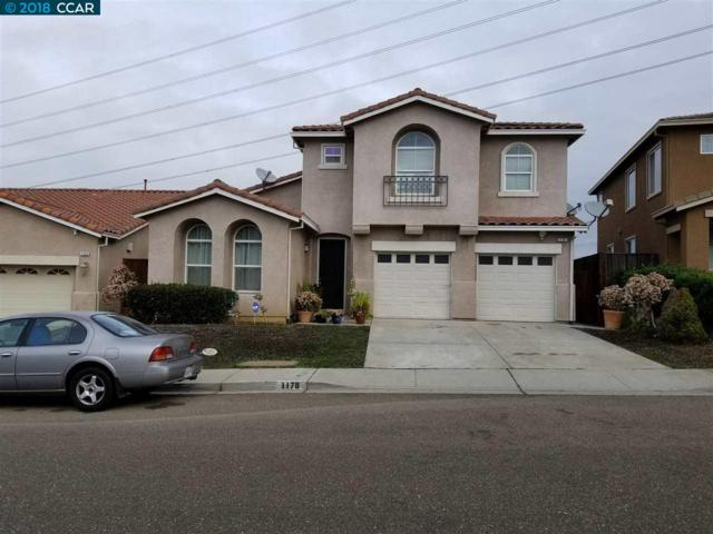 1178 Santa Lucia Dr, Pittsburg, CA 94565 (#40809240) :: Team Temby Properties