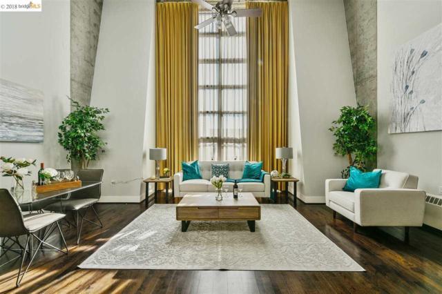 311 Oak St #530, Oakland, CA 94607 (#40810525) :: Armario Venema Homes Real Estate Team