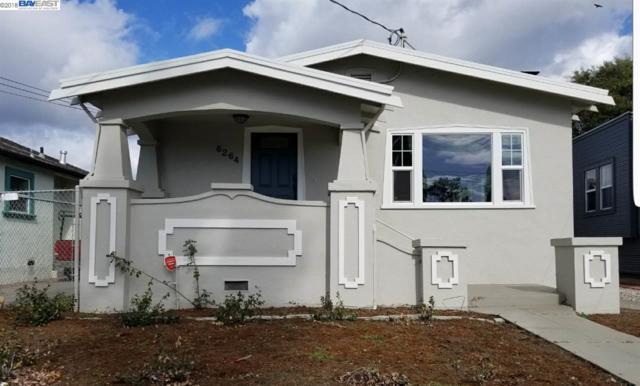 6264 Hayes St, Oakland, CA 94621 (#40811510) :: The Brendan Moran Team