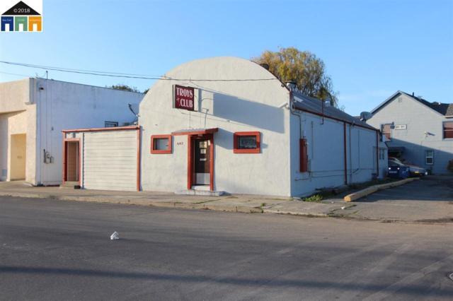 642 1St St, Rodeo, CA 94572 (#40811531) :: Armario Venema Homes Real Estate Team