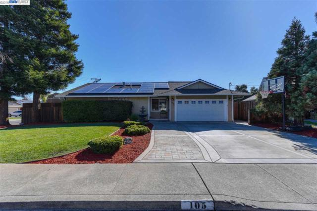 105 Cassandra Pl, San Ramon, CA 94583 (#40811613) :: The Brendan Moran Team
