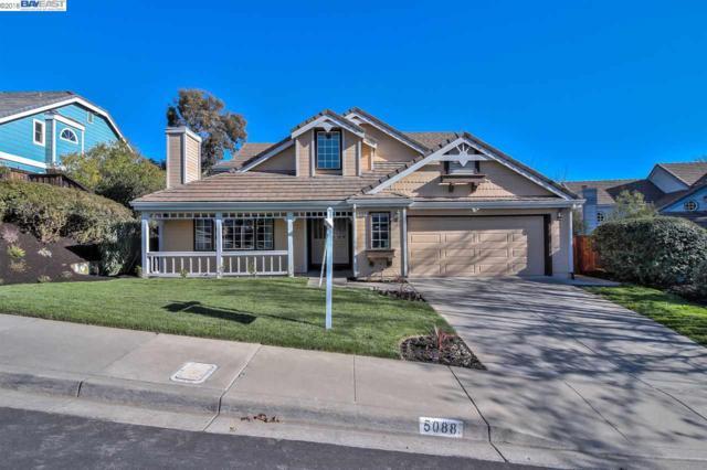 5088 Monaco Dr, Pleasanton, CA 94566 (#40811966) :: Armario Venema Homes Real Estate Team