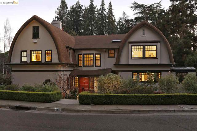 360 Mountain Ave, Piedmont, CA 94611 (#40812181) :: Armario Venema Homes Real Estate Team