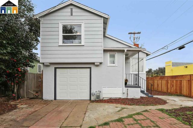 2445 108Th Ave, Oakland, CA 94603 (#40812439) :: Armario Venema Homes Real Estate Team