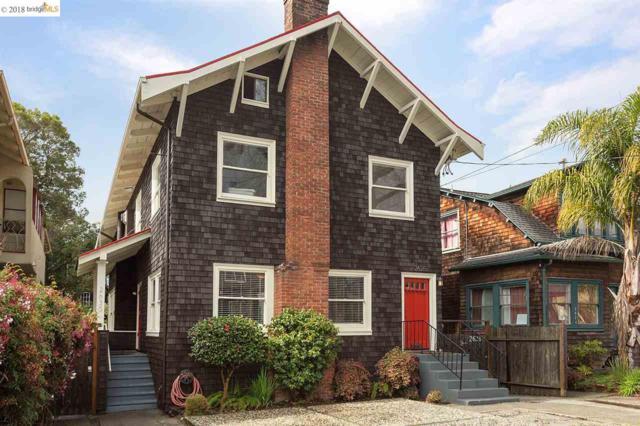 2630 College Ave, Berkeley, CA 94704 (#40812601) :: Armario Venema Homes Real Estate Team