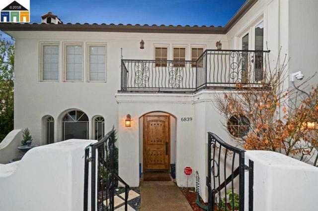 6839 Elverton, Oakland, CA 94611 (#40812670) :: Armario Venema Homes Real Estate Team