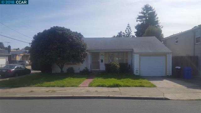 4226 Roosevelt Ave, Richmond, CA 94805 (#40812786) :: Armario Venema Homes Real Estate Team