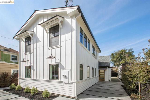 905 Hearst Ave, Berkeley, CA 94710 (#40812931) :: Armario Venema Homes Real Estate Team