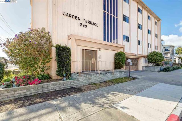 1599 Hays St #108, San Leandro, CA 94577 (#40812990) :: Armario Venema Homes Real Estate Team