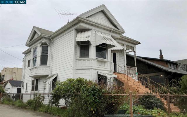 6528 Raymond St, Oakland, CA 94609 (#40813369) :: Armario Venema Homes Real Estate Team