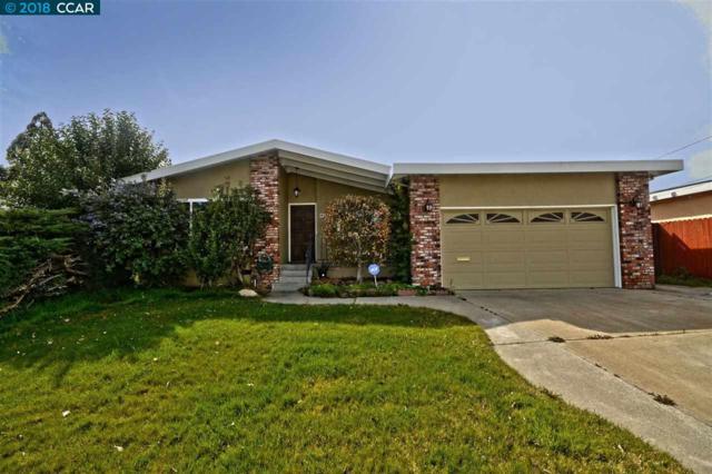 2642 Emma Dr, Pinole, CA 94564 (#40813617) :: Armario Venema Homes Real Estate Team