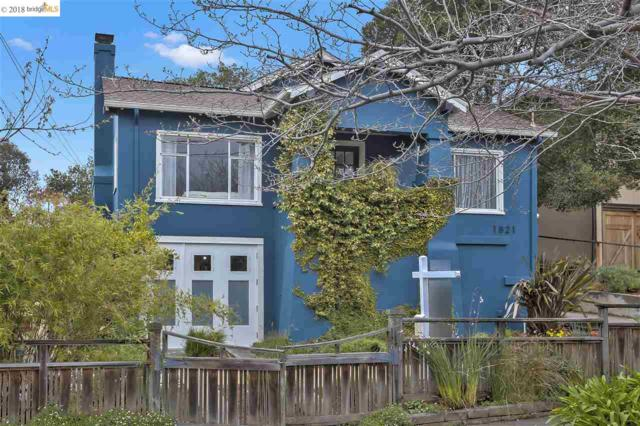 1821 San Pedro Ave, Berkeley, CA 94707 (#40813712) :: Armario Venema Homes Real Estate Team