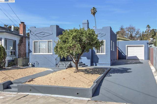 2779 Frazier Ave, Oakland, CA 94605 (#40813730) :: Armario Venema Homes Real Estate Team