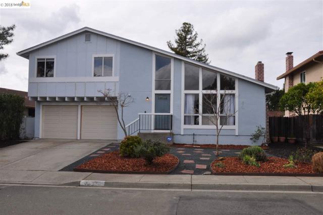 109 Pepperwood St, Hercules, CA 94547 (#40813888) :: Armario Venema Homes Real Estate Team