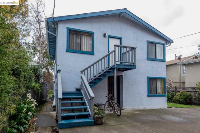 1604 Tyler St, Berkeley, CA 94703 (#40814140) :: Armario Venema Homes Real Estate Team