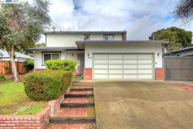 2821 Sparks Way, Hayward, CA 94541 (#40814185) :: Armario Venema Homes Real Estate Team