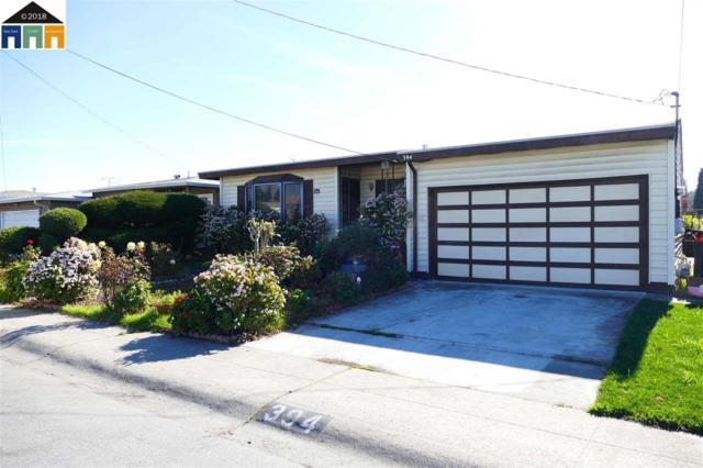 394 Oxford Street, Hayward, CA 94541 (#40814220) :: Armario Venema Homes Real Estate Team