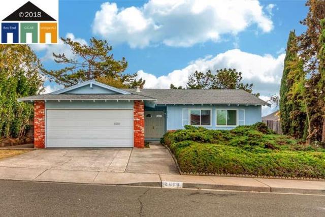 2618 Silvercrest St, Pinole, CA 94564 (#40814294) :: Armario Venema Homes Real Estate Team