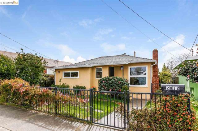 2812 Esmond Ave, Richmond, CA 94804 (#40814306) :: Armario Venema Homes Real Estate Team