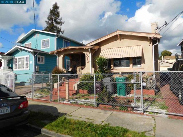6012 Holway St, Oakland, CA 94621 (#40814354) :: Armario Venema Homes Real Estate Team