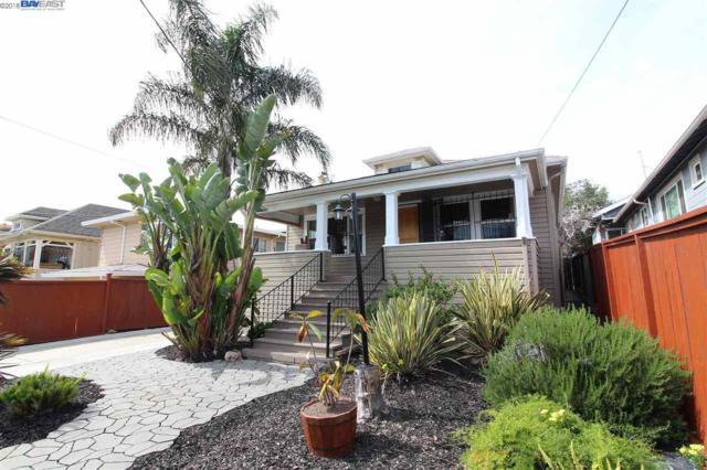 2039 High St, Oakland, CA 94601 (#40814508) :: Armario Venema Homes Real Estate Team