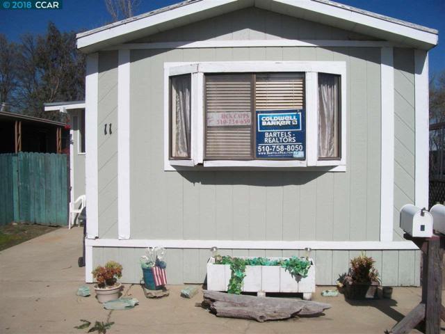 841 W Brannan Island Rd #11, Isleton, CA 95641 (#40814521) :: Armario Venema Homes Real Estate Team