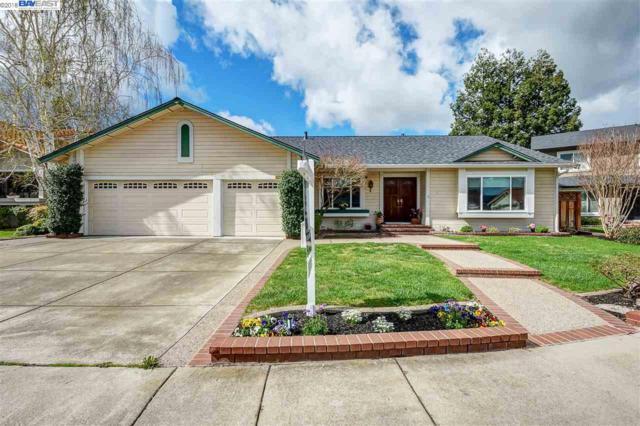 3224 Omega Cir, Pleasanton, CA 94588 (#40814540) :: Armario Venema Homes Real Estate Team