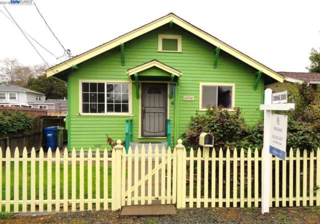 260 H Street, Fremont, CA 94536 (#40814582) :: Armario Venema Homes Real Estate Team